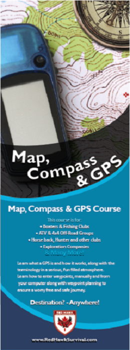 Maps, Compass & GPS